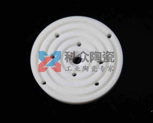 圆形工业陶瓷板精加工
