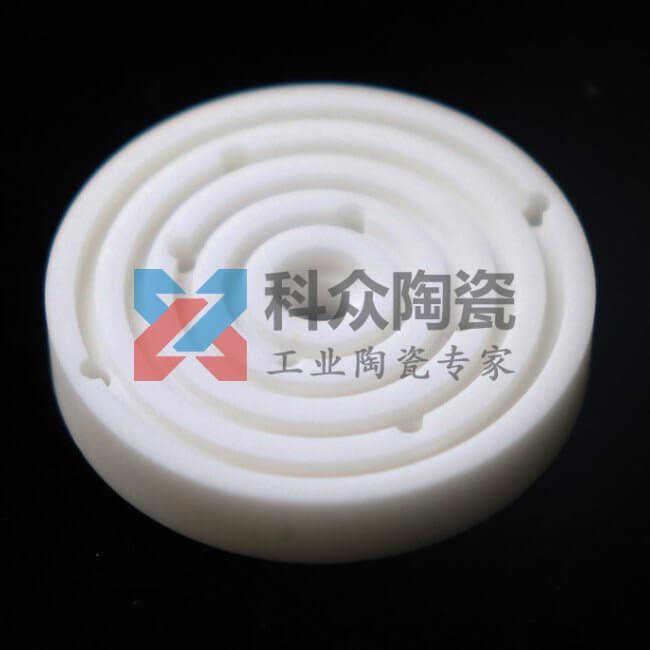 工业陶瓷异形环加工