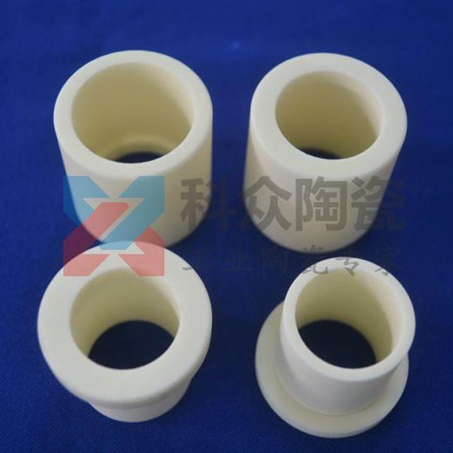 99氧化铝异形工业陶瓷管