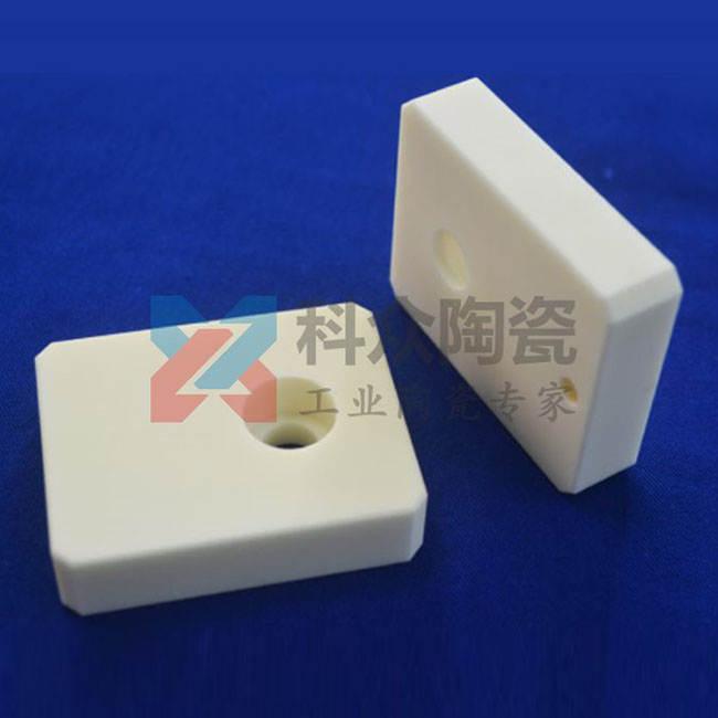 99氧化铝工业陶瓷板打孔