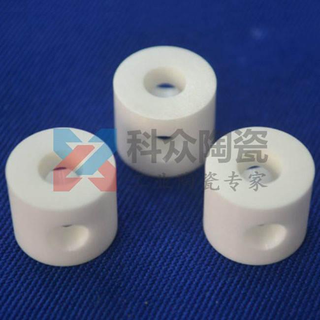 95氧化铝工业陶瓷环打孔