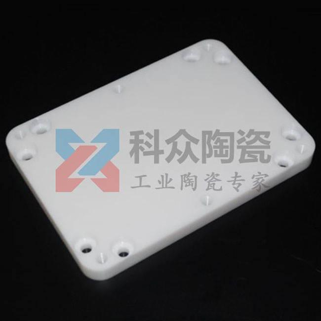 氧化锆工业陶瓷片打孔