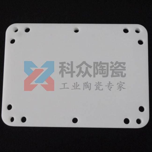 氧化锆工业陶瓷板打孔
