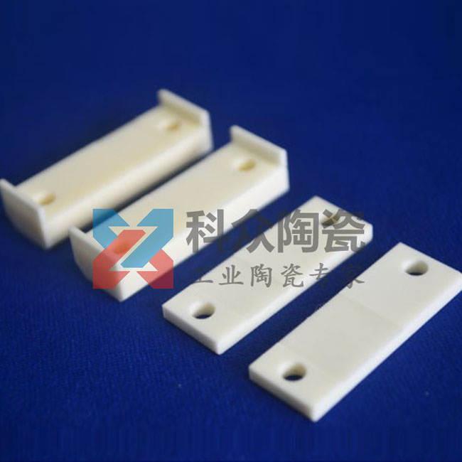 99氧化铝工业陶瓷板精加工