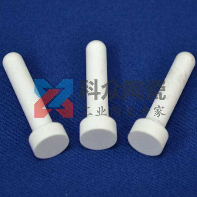 95氧化铝工业陶瓷螺丝钉