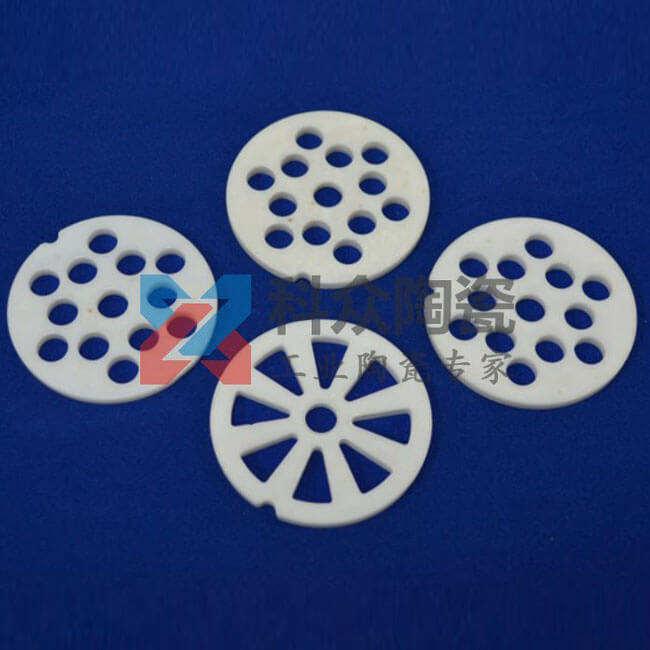 95氧化铝工业陶瓷零件定制加工