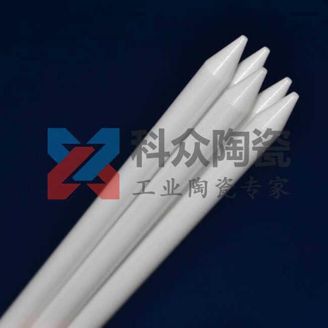 氧化锆工业陶瓷棒锥形