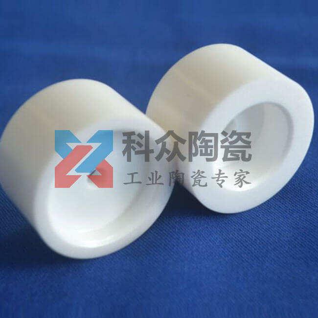 氧化锆工业陶瓷块盲孔加工