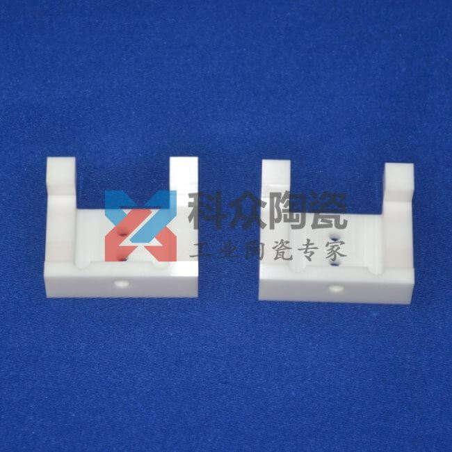 氧化锆工业陶瓷零件攻牙