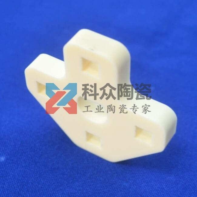 99氧化铝工业陶瓷块精加工
