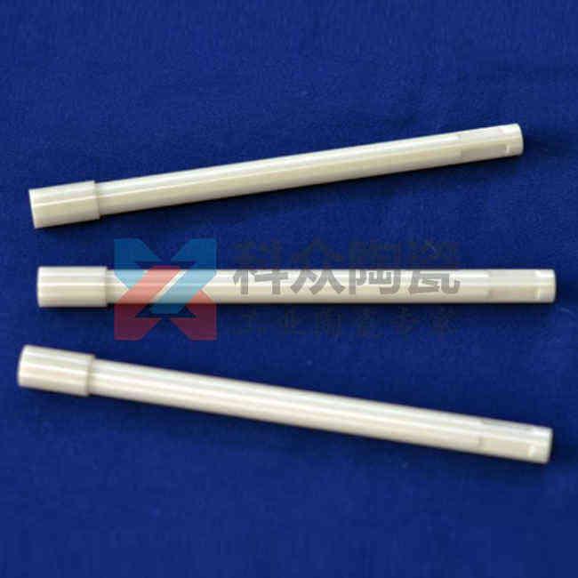 氧化锆工业陶瓷棒台阶加工