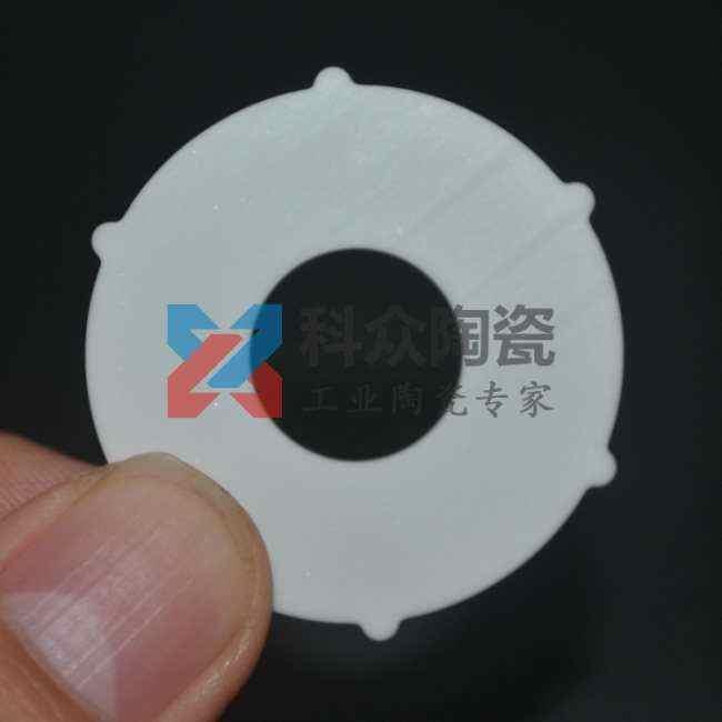 95氧化铝工业陶瓷环