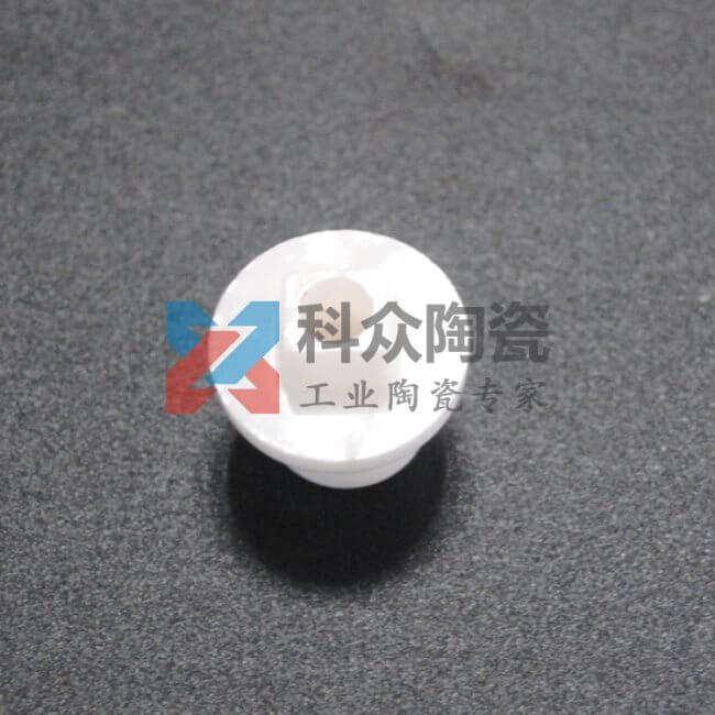 氧化锆工业陶瓷喷嘴定制