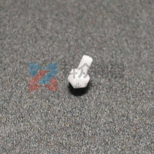 氧化锆工业陶瓷螺丝钉小型