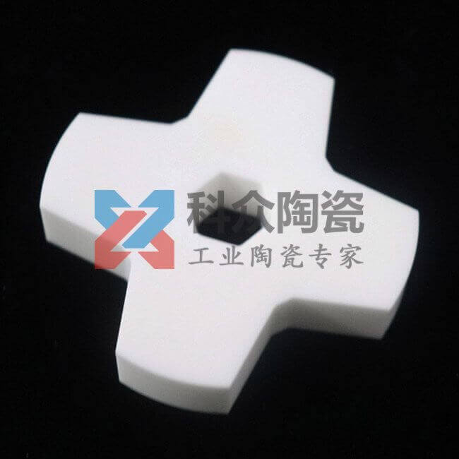 95氧化铝工业陶瓷块转子