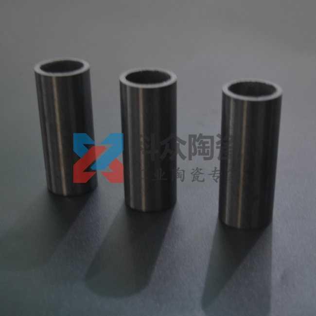 黑色氧化锆工业陶瓷管