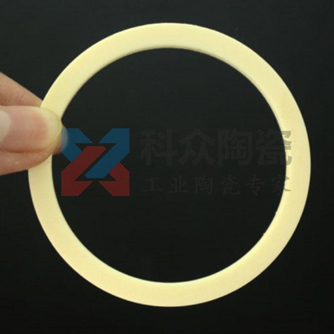99氧化铝工业陶瓷圆环