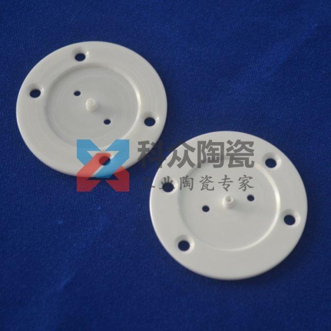 氧化锆工业陶瓷板精加工