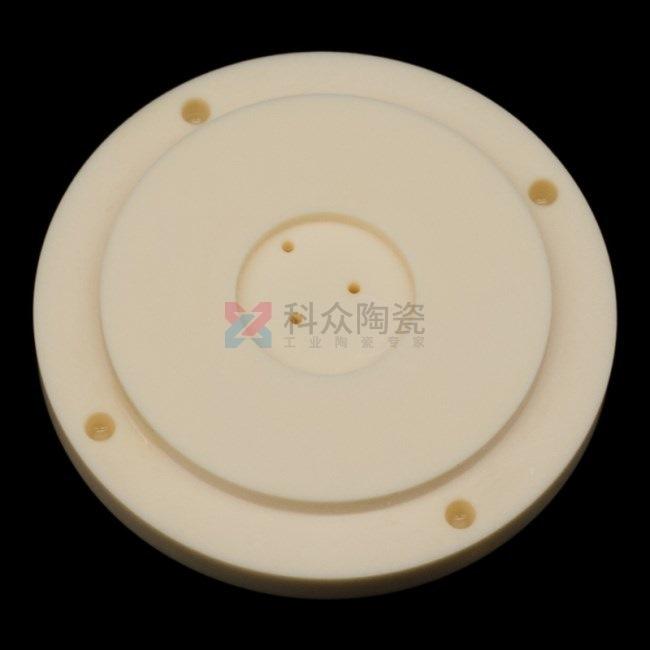 氧化铝高导热工业陶瓷法兰盘