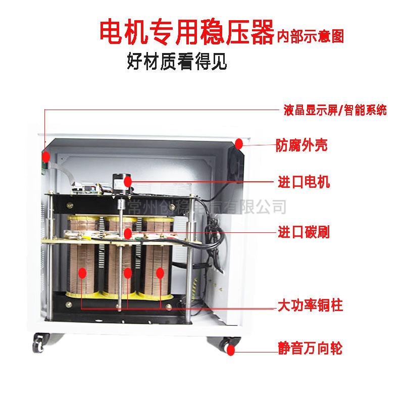 電機穩壓器內部圖