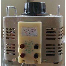 单项自耦调压器