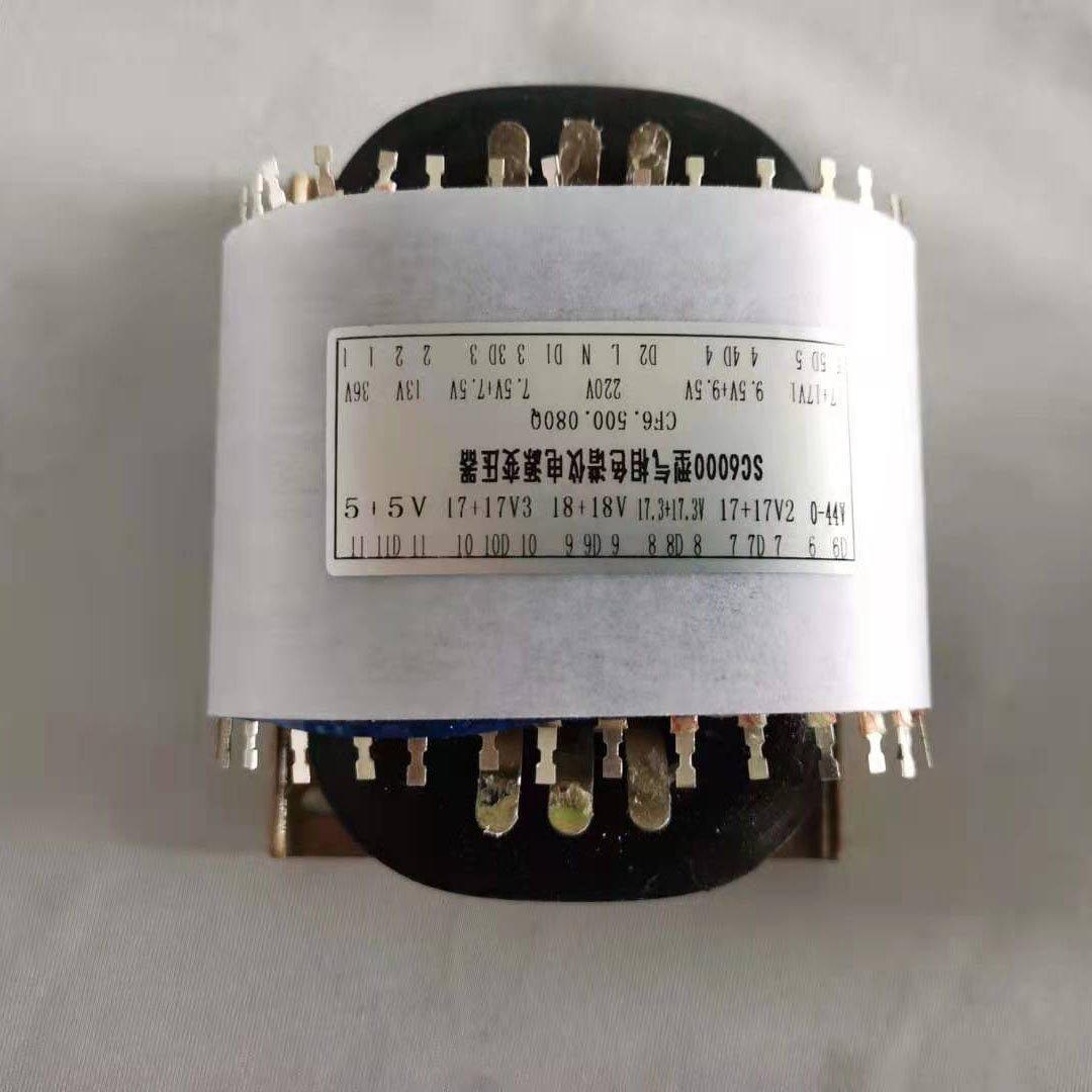 交流变直流气相色谱仪电源变压器