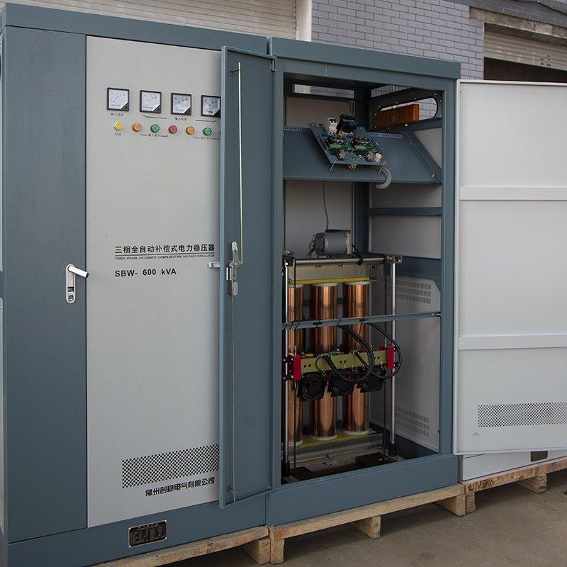600KVA发电机稳压器   三相四线发电机稳压器