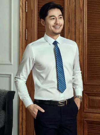重庆衬衫职业装定做 DP免烫系列