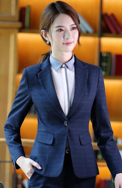 重庆女老师工作服订做