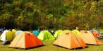 野外拓展项目:搭帐篷