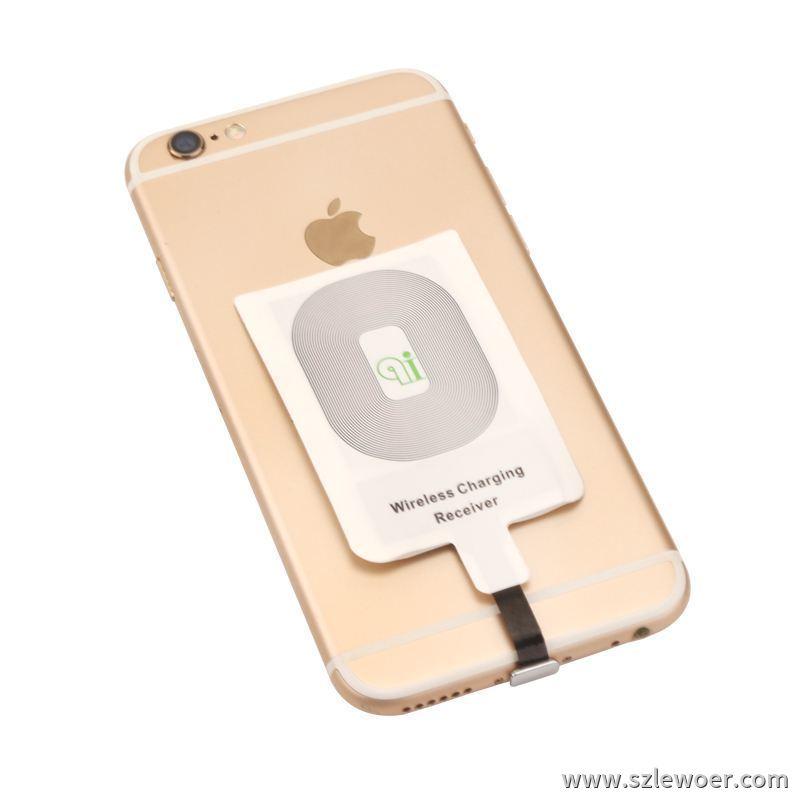 苹果iphone 5手机无线充电器接收器图片