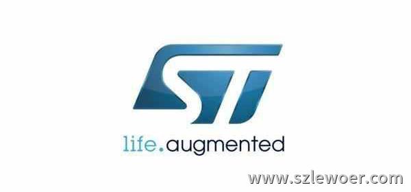无线充电方案芯片公司---ST意法半导体logo图片
