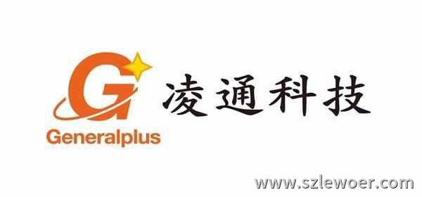 无线充电方案芯片公司---Generalplus凌阳(凌通)logo图片