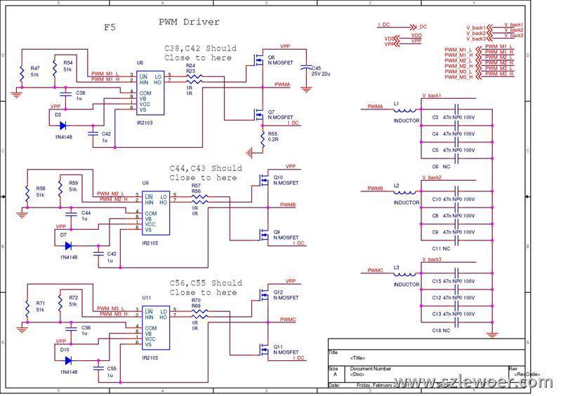 凌阳方案无线充电电路原理图详解三