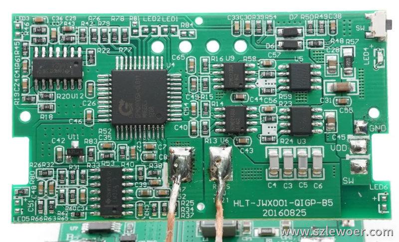 海陆通ARUN无线充电宝拆解分析采用Ti运放芯片