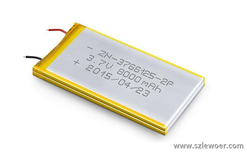 锂聚合物电池电芯