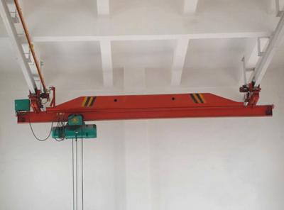 LX电动单梁悬挂起重机