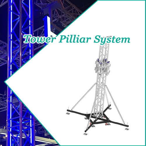 Tower Pilliar System