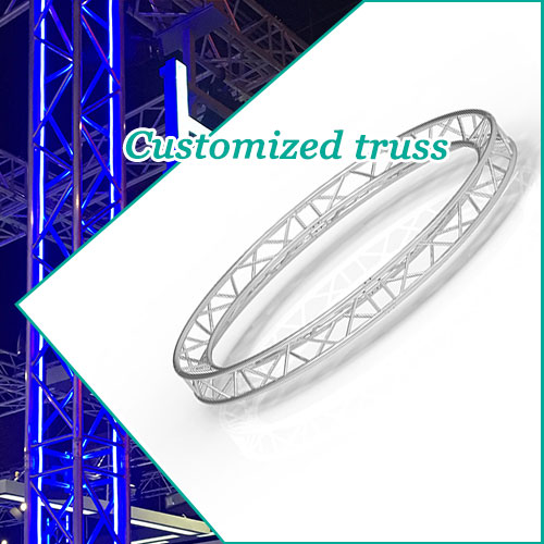 Customized truss