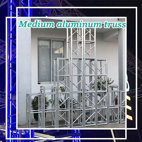 Medium aluminum truss
