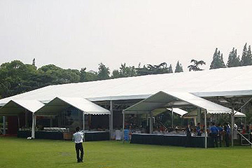 Tent for Beer Festival