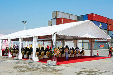 Commercial Event Tent