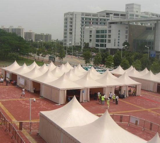 Luxury wedding pagoda tent par ...