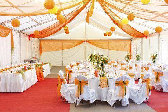 Why is the outdoor wedding ten ...