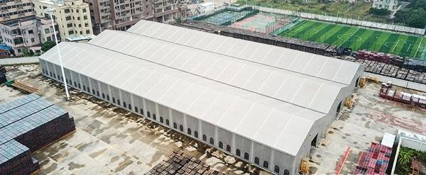 Characteristics of large wareh ...