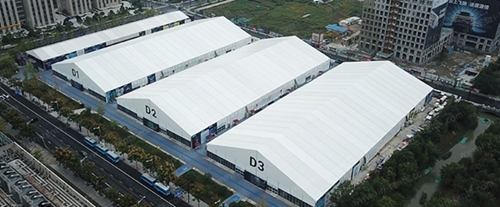 Waterproof 50m Event Tent for  ...