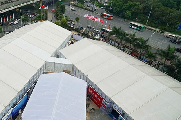 Temporary Exhibition Tent For  ...