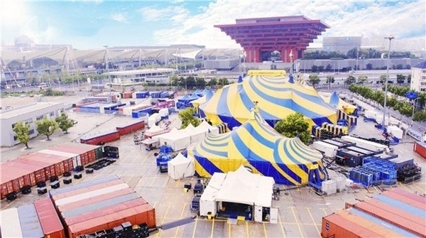 Circus tent will bring a wonde ...