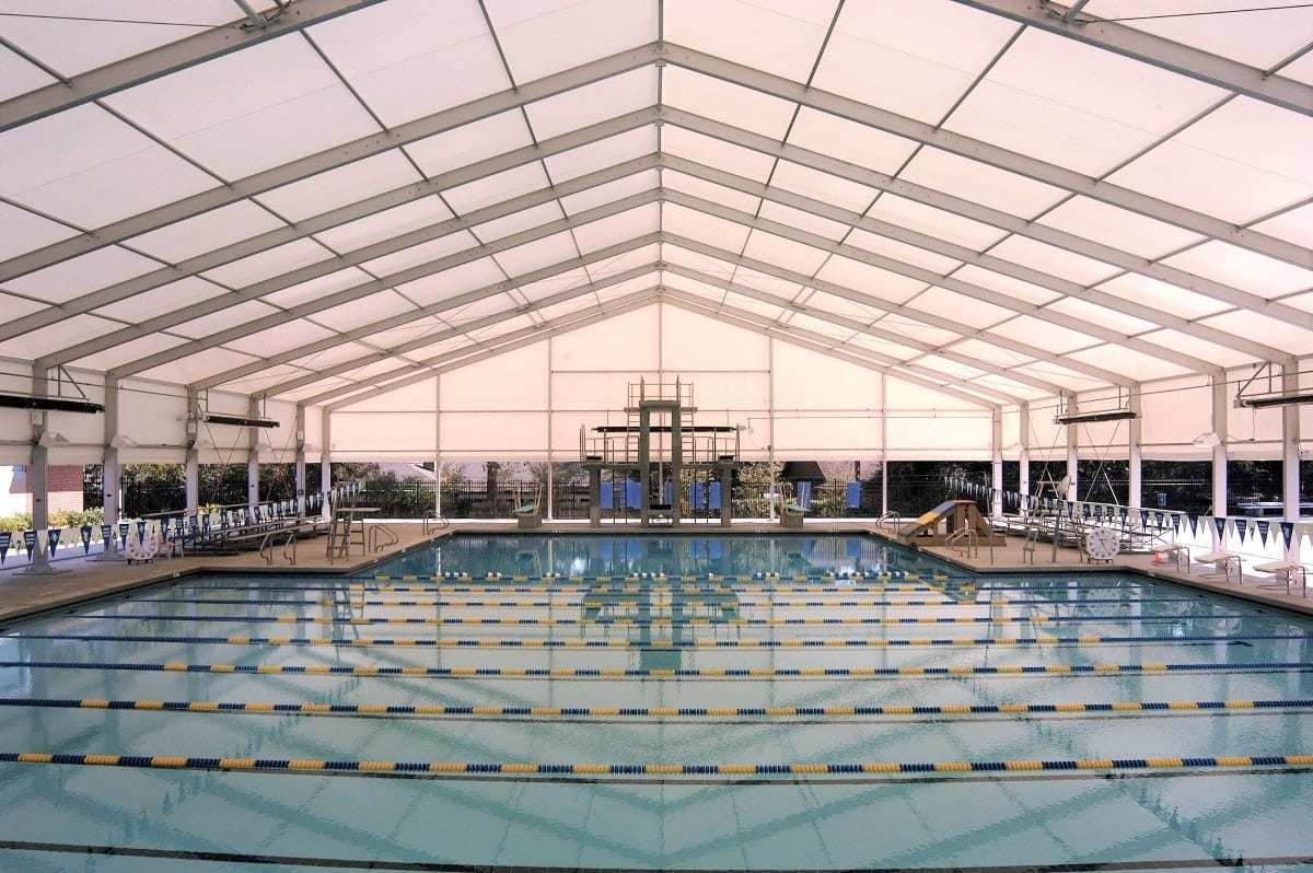 Swimming Pool Tent from Shengy ...