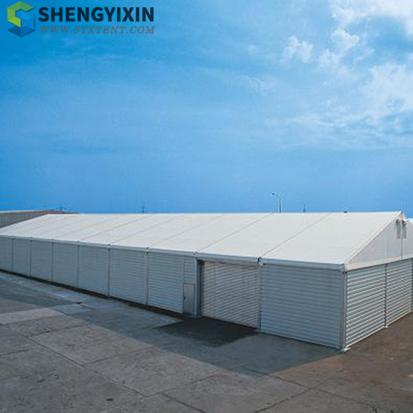 Advantages of warehouse tents